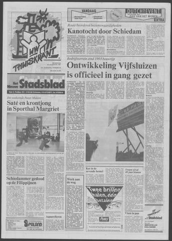 Het Nieuwe Stadsblad 1991-08-28