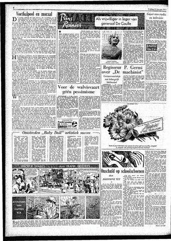 Rotterdamsch Parool / De Schiedammer 1957-01-25