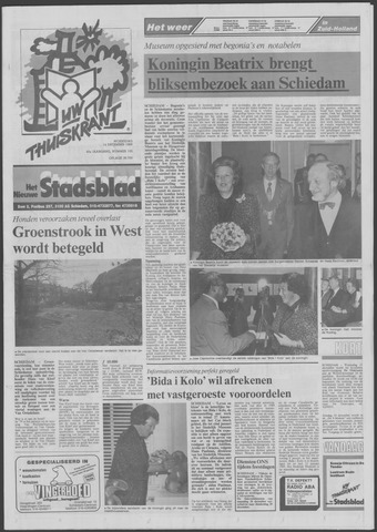 Het Nieuwe Stadsblad 1988-12-14