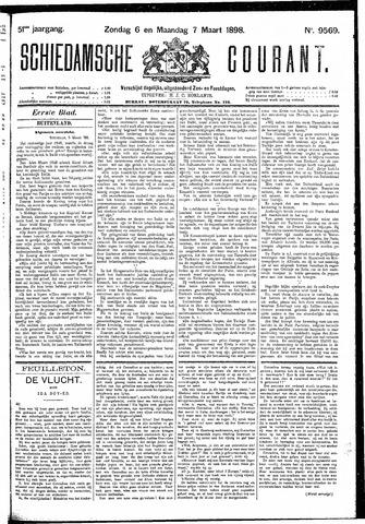 Schiedamsche Courant 1898-03-07