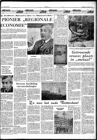 Trouw / De Rotterdammer 1970-01-10