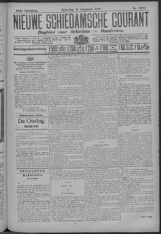 Nieuwe Schiedamsche Courant 1918-08-10