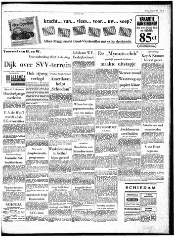 Rotterdamsch Parool / De Schiedammer 1964-06-16