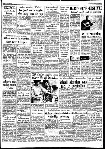 Trouw / De Rotterdammer 1964-10-28