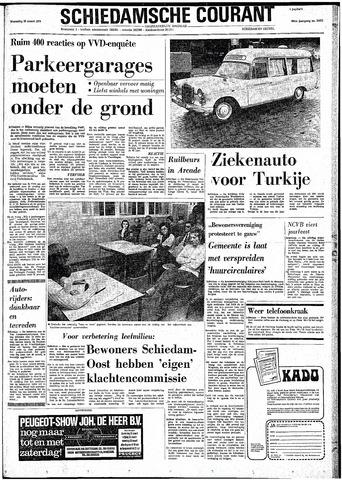 Rotterdamsch Nieuwsblad / Schiedamsche Courant / Rotterdams Dagblad / Waterweg / Algemeen Dagblad 1974-03-20