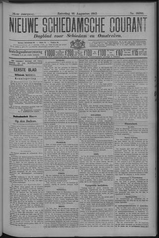 Nieuwe Schiedamsche Courant 1913-08-16