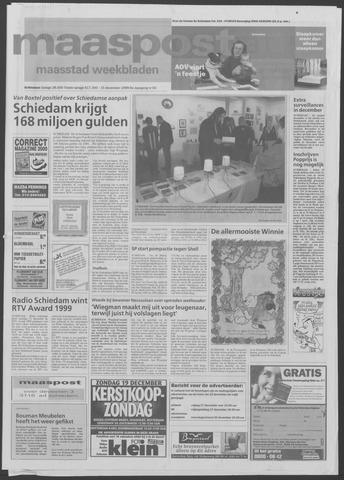 Maaspost / Maasstad / Maasstad Pers 1999-12-15