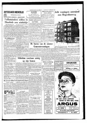 Rotterdamsch Nieuwsblad / Schiedamsche Courant / Rotterdams Dagblad / Waterweg / Algemeen Dagblad 1966-02-19