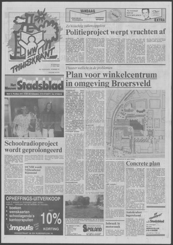 Het Nieuwe Stadsblad 1991-07-17