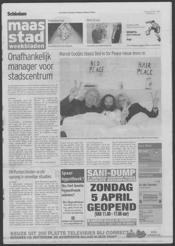 Maaspost / Maasstad / Maasstad Pers 2009-04-01
