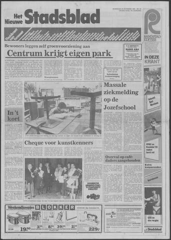 Het Nieuwe Stadsblad 1985-11-20