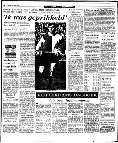 Rotterdamsch Parool / De Schiedammer 1966-03-26