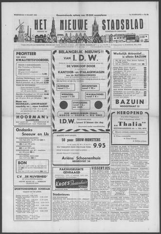 Het Nieuwe Stadsblad 1955-03-09