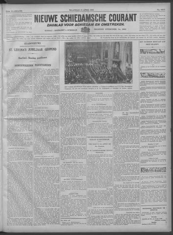 Nieuwe Schiedamsche Courant 1932-04-18