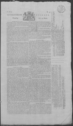 Rotterdamse Courant 1823-03-25