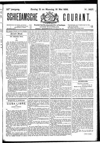 Schiedamsche Courant 1898-05-16