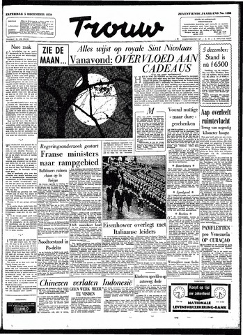 Trouw / De Rotterdammer 1959-12-05