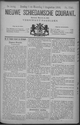 Nieuwe Schiedamsche Courant 1886-08-02