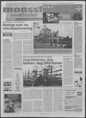 Maaspost / Maasstad / Maasstad Pers 2005-01-05