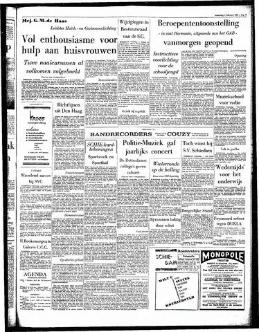 Rotterdamsch Parool / De Schiedammer 1964-02-05