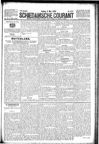 Schiedamsche Courant 1929-05-03