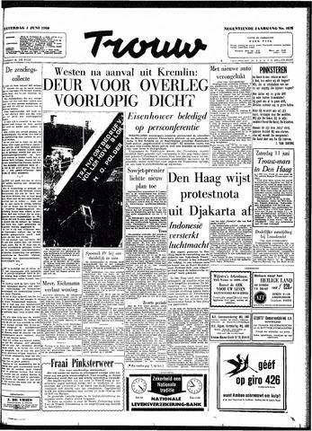 Trouw / De Rotterdammer 1960-06-04
