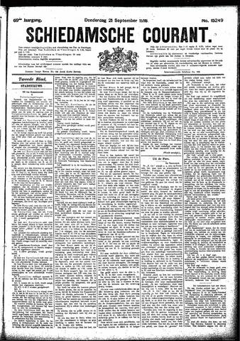 Schiedamsche Courant 1916-09-21