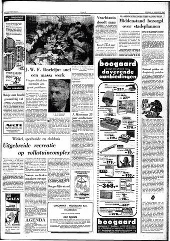Trouw / De Rotterdammer 1967-08-08