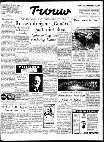 Trouw / De Rotterdammer 1958-06-26