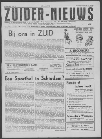 Zuider Nieuws 1962-03-22