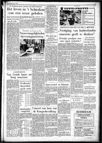 Rotterdamsch Parool / De Schiedammer 1961-03-08