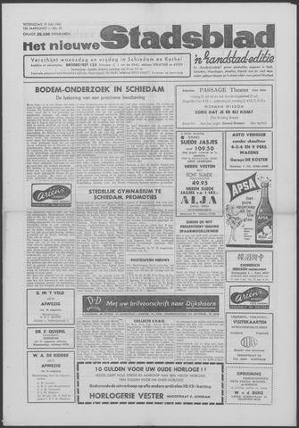 Het Nieuwe Stadsblad 1961-07-19