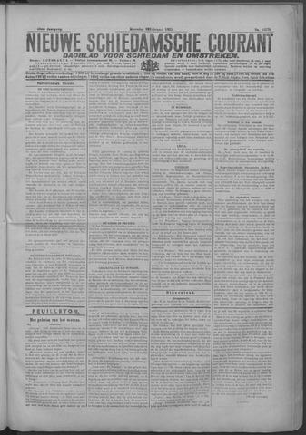 Nieuwe Schiedamsche Courant 1925-02-09