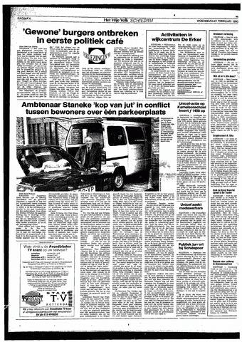 Het Vrije volk 1990-02-21