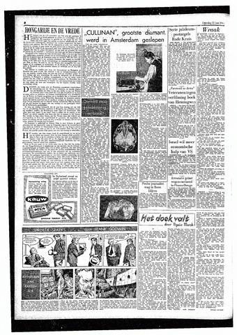 Rotterdamsch Parool / De Schiedammer 1957-06-22