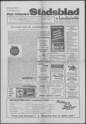 Het Nieuwe Stadsblad 1961-12-01