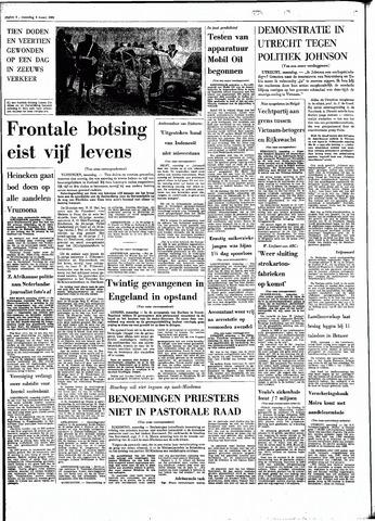 Rotterdamsch Parool / De Schiedammer 1968-03-04