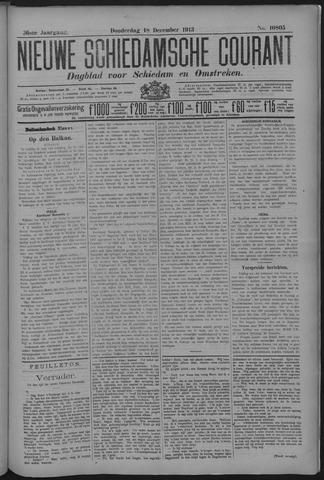 Nieuwe Schiedamsche Courant 1913-12-18