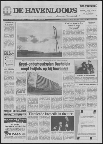 De Havenloods 1993-01-21