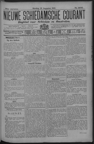 Nieuwe Schiedamsche Courant 1913-08-19