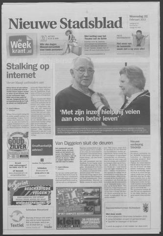 Het Nieuwe Stadsblad 2012-02-22