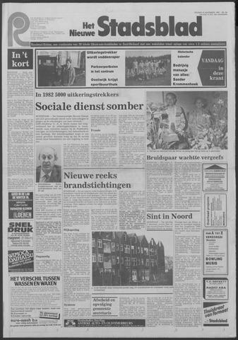 Het Nieuwe Stadsblad 1983-11-25