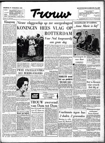 Trouw / De Rotterdammer 1959-08-21