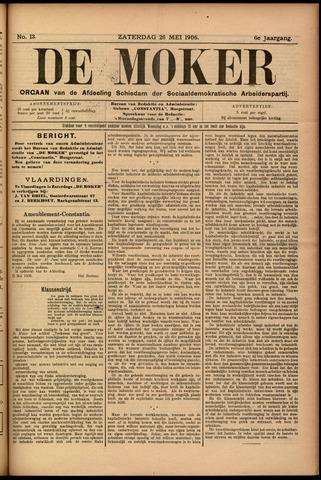 De Moker 1906-05-26