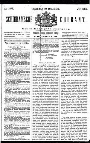 Schiedamsche Courant 1877-12-10