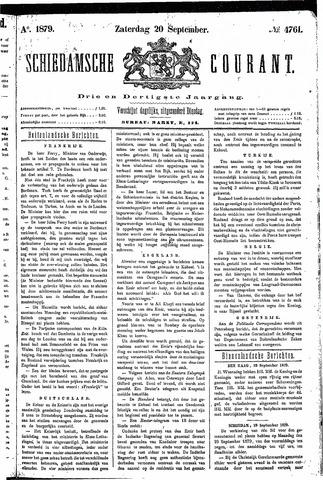 Schiedamsche Courant 1879-09-20