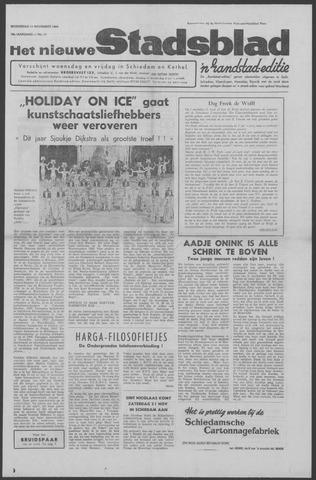 Het Nieuwe Stadsblad 1964-11-11