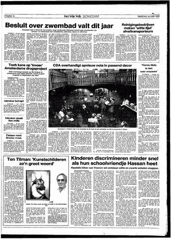 Het Vrije volk 1988-06-14