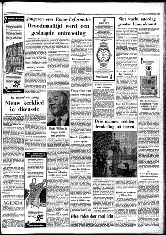 Trouw / De Rotterdammer 1967-11-13