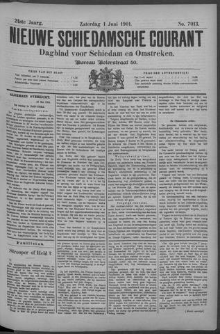 Nieuwe Schiedamsche Courant 1901-06-01